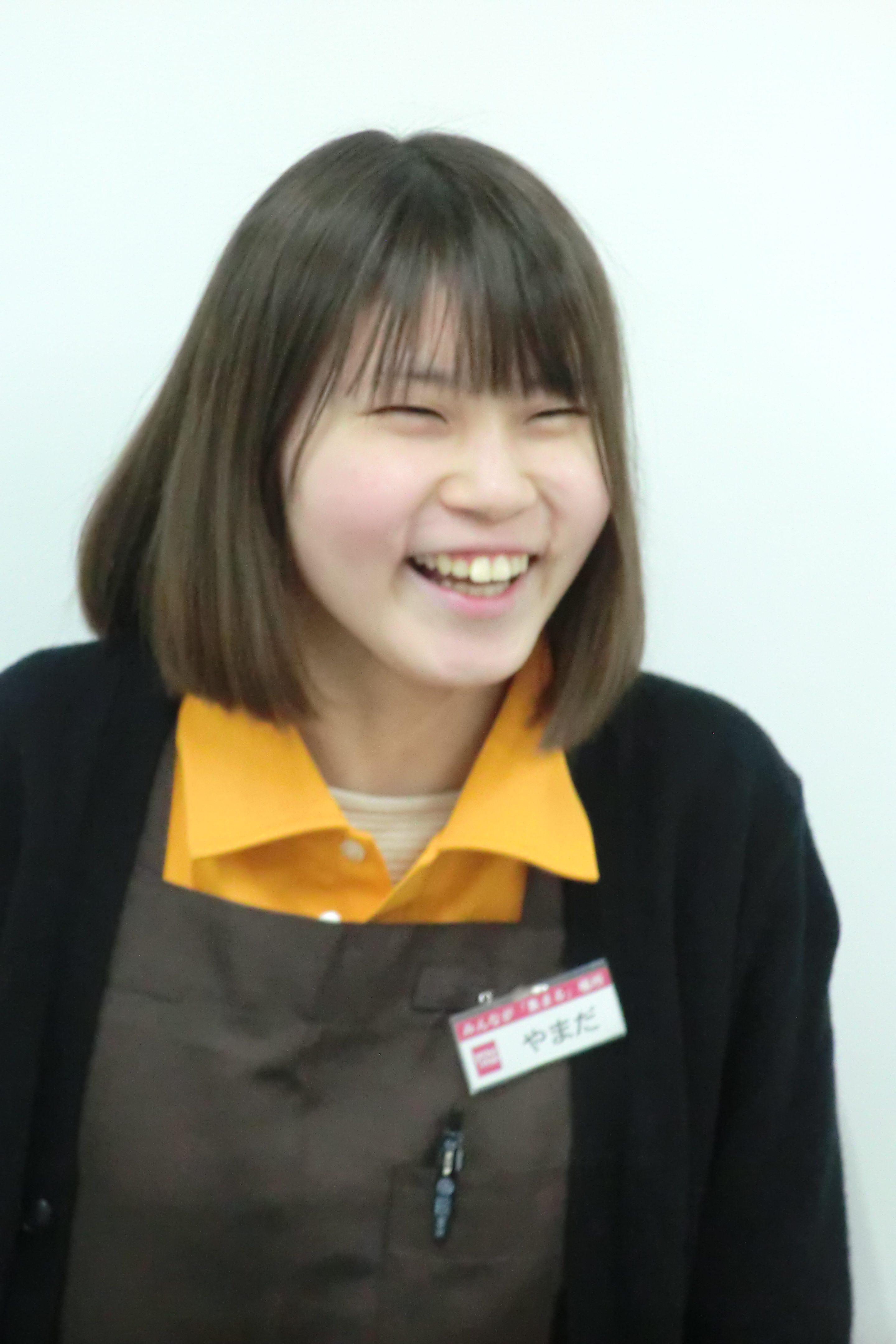 山田潤菜さん